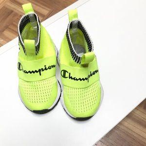 Kids champion sneakers